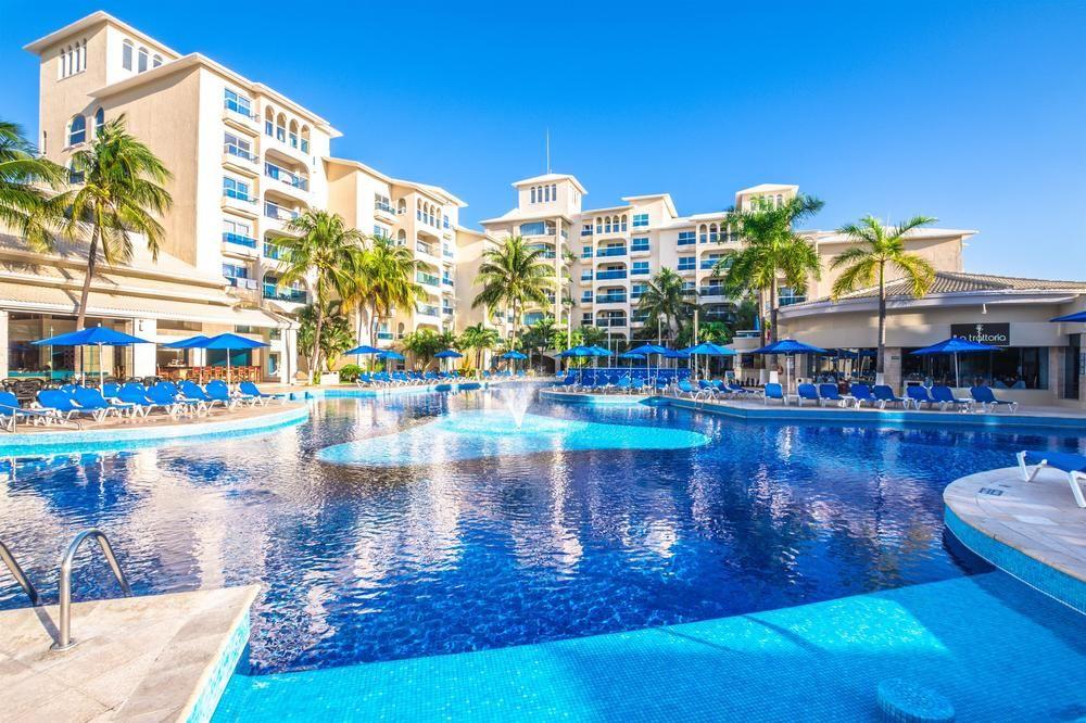 Occidental Costa Cancun Costa Cancun Occidental Cancun